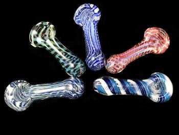"3""/48 GRAM PIPE/COLOR MIX"