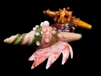 ARTISTIC SNAIL PIPE